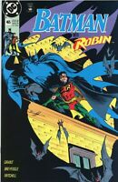 Batman #465 with New Robin Tim Drake DC Comics 1991 - Pressed