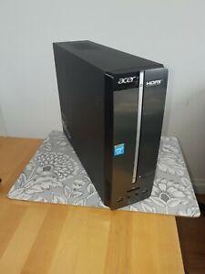 Acer Aspire XC-603 Desktop computer intel CPU 4gb Ram 500gb hdd  Windows 10