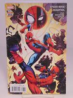 SPIDER-MAN/DEADPOOL #8  MARVEL COMICS VF/NM CB793