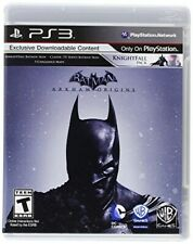 PLAYSTATION 3 PS3 GAME BATMAN ARKHAM ORIGINS *BRAND NEW & FACTORY SEALED*