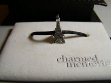 KAY JEWELERS EIFEL TOWER CHARMED MEMORIES  CHARM STERLING SILVER SIGNED