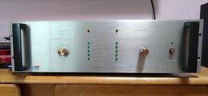 Fostex Lab Series 600 Vintage Power Amplifier