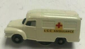 Matchbox # 14 Lomas Ambulance 182764