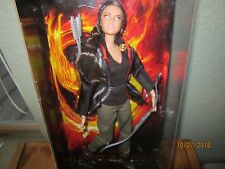 "BARBIE Black Label HUNGER GAMES KATNISS Mint original box Bow & Arrow 12"" DOLL"