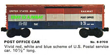 LIONEL 9705 9708 9714 & 9751 FAMOUS ROAD NAME BOXCARS NEW - ORIGINAL BOXES