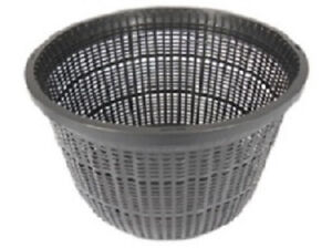 "8"" Round Koi Pond Plant Basket  x  2 pcs Value Pack Micro Holes for Waterflow"