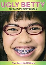 UGLY BETTY - COMPLETE FIRST SEASON 1 ONE 6-Disc DVD Box Set