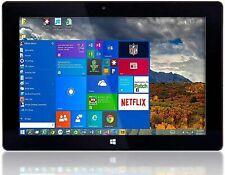 "10"" Fusion5 Ultra Slim Windows Tablet PC - 2GB RAM, 64GB Storage Intel Quad-Core"