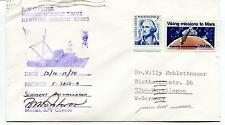 R/V Cayuse Marine Science Drive Newport Oregon Polar Antarctic Cover SIGNED