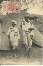 Ethiopia Sc#88 DIRE DAOUA 31/III/1912 postcard view to France