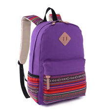 Women Backpack School Bag Travel Camping Satchel Laptop Bag College Rucksack Lot