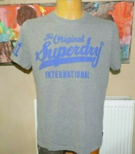 TEE SHIRT SUPERDRY   TAILLE XL