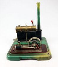 Märklin 4095/4 Dampfmaschine Miniatur liegend Messingkessel Blechspielzeug