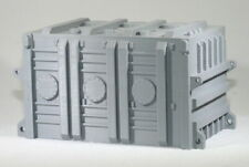 """G Scale High Voltage Transformer Base """"Atchison"""" for Model Railroad"""