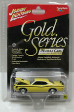 1971 MERCURY CYCLONE SPOILER   GOLD SERIES #2 RESEALABLE CLAM-PACK 1/64 SCALE