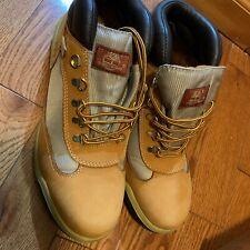 Timberland Field Boot Sundance Nubuck Men Boots10028 Size 9.5