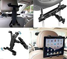Universal In Car Headrest Back Seat Holder Mount iPad 4 3 2 iPad Air Mini Pro