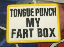 Tongue Punch Fart Box patch