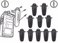 10x KBH-12 Belt Clip for Kenwood TK5210 TK5310 TK5220 TK5320 Portable Radio