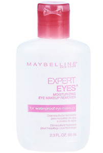 Maybelline Expert Eyes Moisturizing Eye Makeup Remover, For Waterproof Eye 2.3