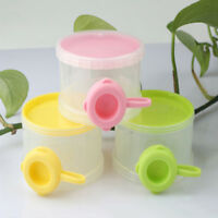 EE_ AM_ LX_ 3Layer Infant Baby Milk Powder Formula Dispenser Feeding Case Box Co