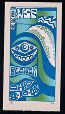 Widespread Panic - Blossom, Oh 2006 Print - TriPp Original Silkscreen