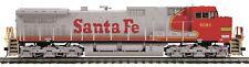 MTH  20-20660-1.SANTA FE DASH 9 O GAUGE 3 RAIL ROAD NO.630 PROTO 3.0