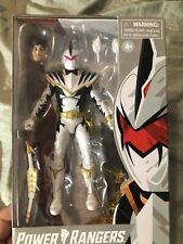 Power Rangers Lightning Collection Dino Thunder White Ranger Action Figure *NEW*