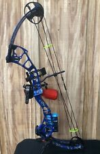 2020 Pse Archery Muddawg Cajun Bowfishing Package Dk'D Blue Brand New