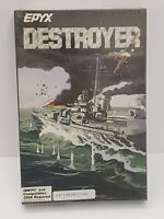 Destroyer Epyx Software IBM1986 5.25 Disk; Brand New Sealed.
