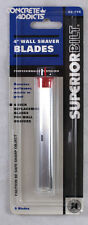 SuperiorBilt 4 in. Shaver Replacement Blades 82-154 for Wall Shaver 5 pack