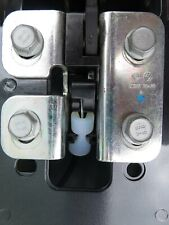 Renault Koleos tailgate latch fix - limiters designed to prevent failure