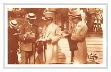 Nostalgia Postcard Brooklands 1908 Fashion Reproduction Card NS47