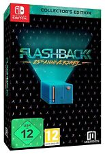 Flashback Collector's Edition (Nintendo Switch) BRAND NEW AND SEALED - IN STOCK