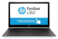 """HP X360 15-br013na Pentium 4415u 4GB RAM 1TB HDD 15.6"""" Silver EX-DISPLAY b+u"""