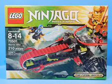 Lego Ninjago 70501 ~ Warrior Bike ~New! 210 Pieces The Final Battle