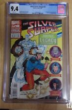 SILVER SURFER ANNUAL #6 1993 SHARP CGC 9.4 WHITE PGS.1ST LEGACY BECOMES MARVEL