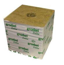 Cubo Germinazione Lana di Roccia Rockwool 7,5 X 7,5Cm - Pack 50Pz