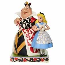 Disney Jim Shore 2020 Alice in Wonderland & Queen of Hearts Figurine 6008069