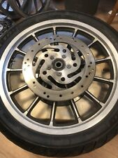 Harley Dyna / Sportster Twin Disc Front Wheel