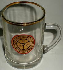 BEER DRINKING GLASS MUG STINE DEUTSCHER AUTOMOBIL CLUB CANADA DAC