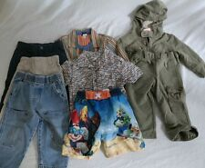Boys Baby 18 month clothes lot  Toddler Summer Fall Carters Gap Disney