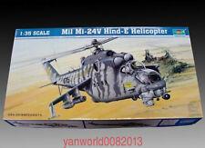 Trumpeter 1/35 05103 Mil Mi-24V Hind-E Helicopter