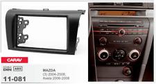 Marco Adaptador CARAV 11-081 2Din Kit Instalacion Radio MAZDA 3, Axela 2006-2008