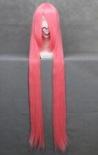 Long Wig Rose 120cm, Cosplay Vocaloid Luka, Air Gear Simca