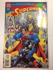 The Adventures of Superman #607 Comic Book DC 2002