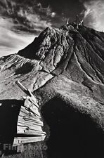 1977 Vintage Death Valley Rocky Landscape By Jeanloup Sieff California Photo Art