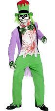 Costumi e travestimenti horror multicolore per carnevale e teatro da uomo