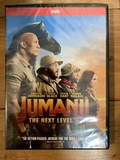 Jumanji: The Next Level DVD (2019) **GREAT DEAL** **FREE SHIPPING!**