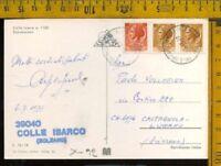 Repubblica francobollo Siracusana per l' estero X 092